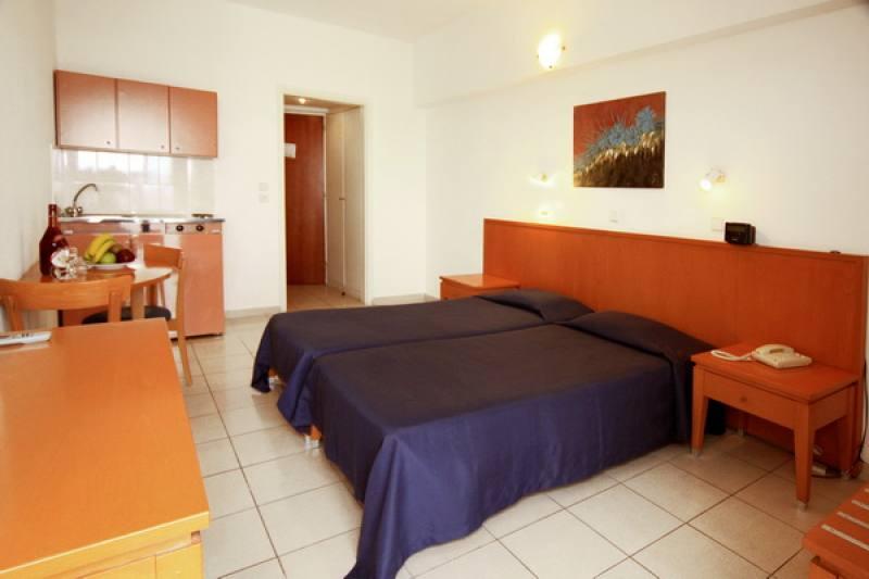 Hotel Europa - Rhodos stad - Rhodos